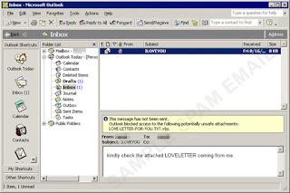 Love Letter Virus