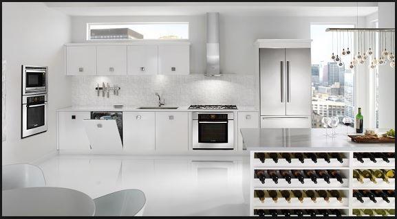 Thiết bị nhà bếp thể hiện phong cách sống hiện đại của gia chủ