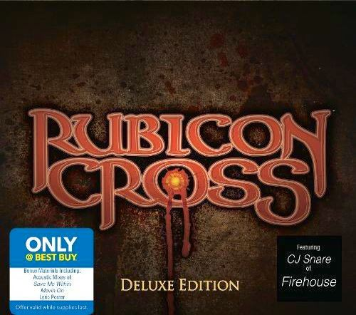 RUBICON CROSS - Rubicon Cross [Digipak +2 Best Buy Exclusive] Out Of Print full