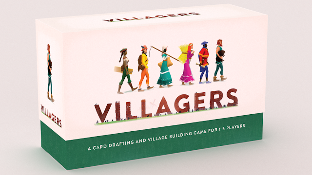 Villagers - Sinister Fish Games