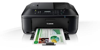 Canon PIXMA MX535 Télécharger Pilote Driver Pour Windows et Mac
