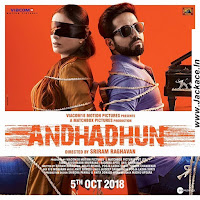 Andhadhun First Look Poster 3