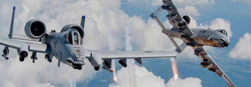 А-10 після модернізації служитиме ще десять років
