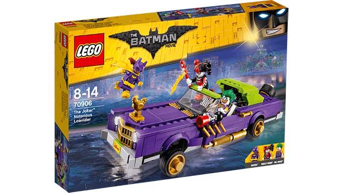 Ref. 70906: Coche modificado de The Joker