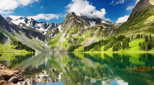 mountain albania