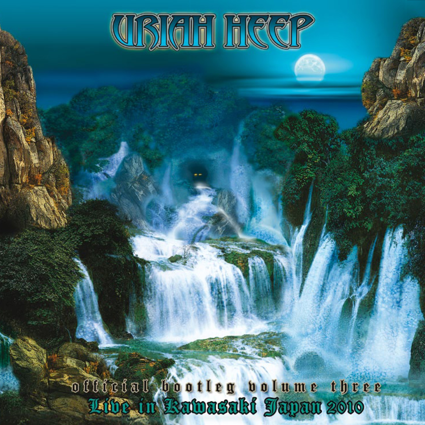 J J D 's Reviews And Interviews Blog: Uriah Heep - Official Bootleg
