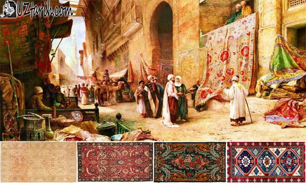 FARS HALILARI, pers rug, oriental carpet