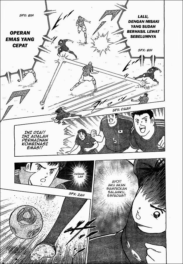 Captain Tsubasa – Rising Sun Chapter 03-13