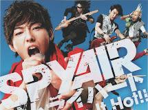 Spyair - Samurai Heart (Some Like It Hot) (Lyric)
