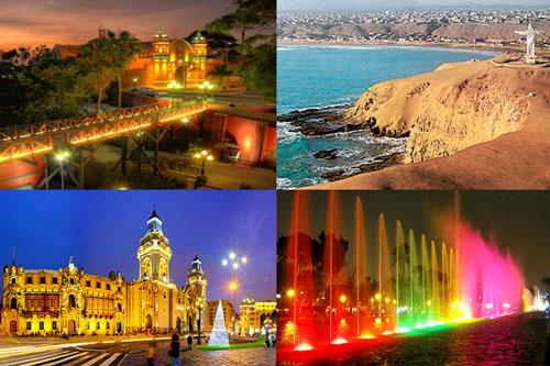 Turismo en Chorrillos y Lima Perú