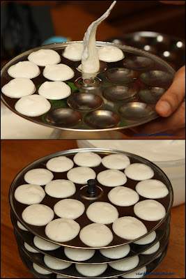 Cooks Joy Mini Idlis And Sambar