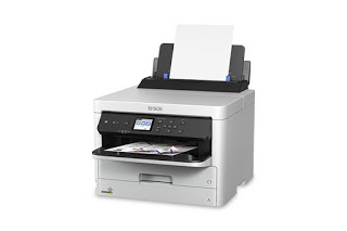 Baixar Epson WorkForce Pro WF-C5210 Driver para Windows, Mac e Linux