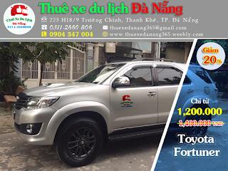 Cho thuê xe tự lái Đà Nẵng dịp tết