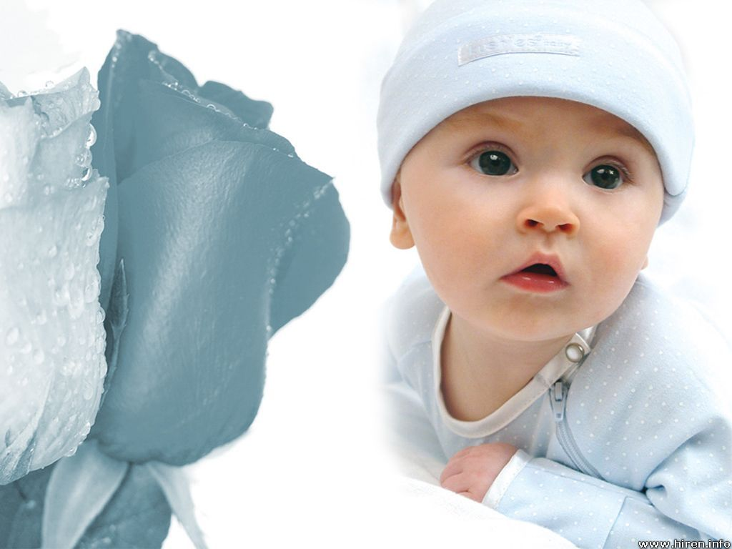 Very Cute Baby Wallpaper: Pratham: Small Baby Wallpapers