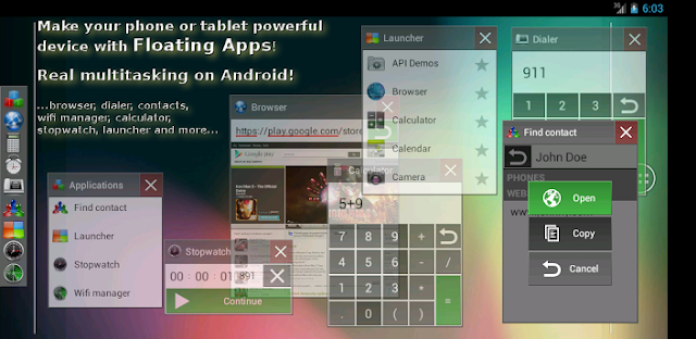 Floating Apps (multitasking) v3.3.2 APK