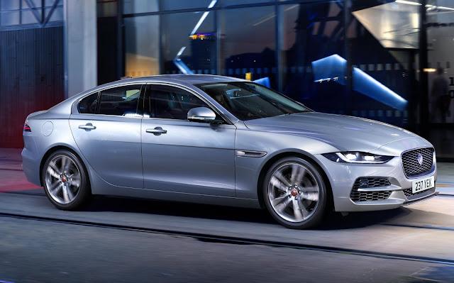 Novo Jaguar XE 2020 - Brasil