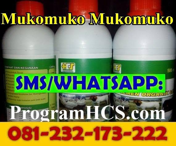 Jual SOC HCS Mukomuko Mukomuko