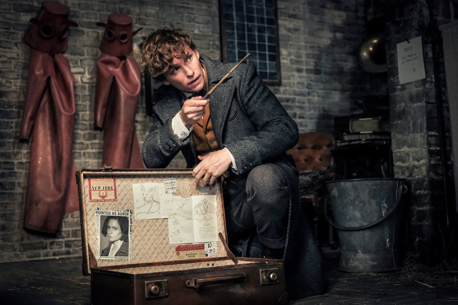 MOVIES: Fantastic Beasts: The Crimes of Grindelwald - Review