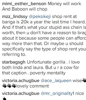 """Instagram user gets roasted for saying """"my gold chain can pay your rent"""""""