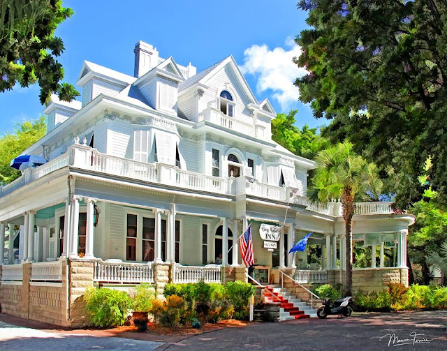 Book your Key West vacation now: Amsterdam's Curry Mansion Inn offers 28 rooms in 3 structures: 4 in the 1869 mansion; 16 in the guest wing, and 8 in the James House.