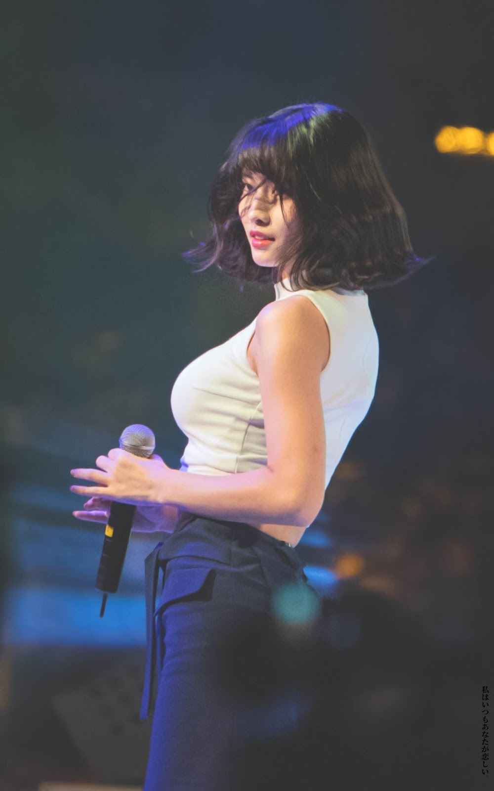 twice momo drops jaws with her voluminous figure daily