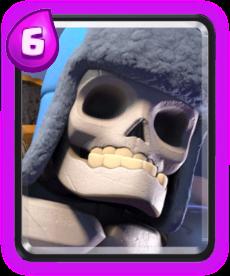 Esqueleto Gigante de Clash Royale