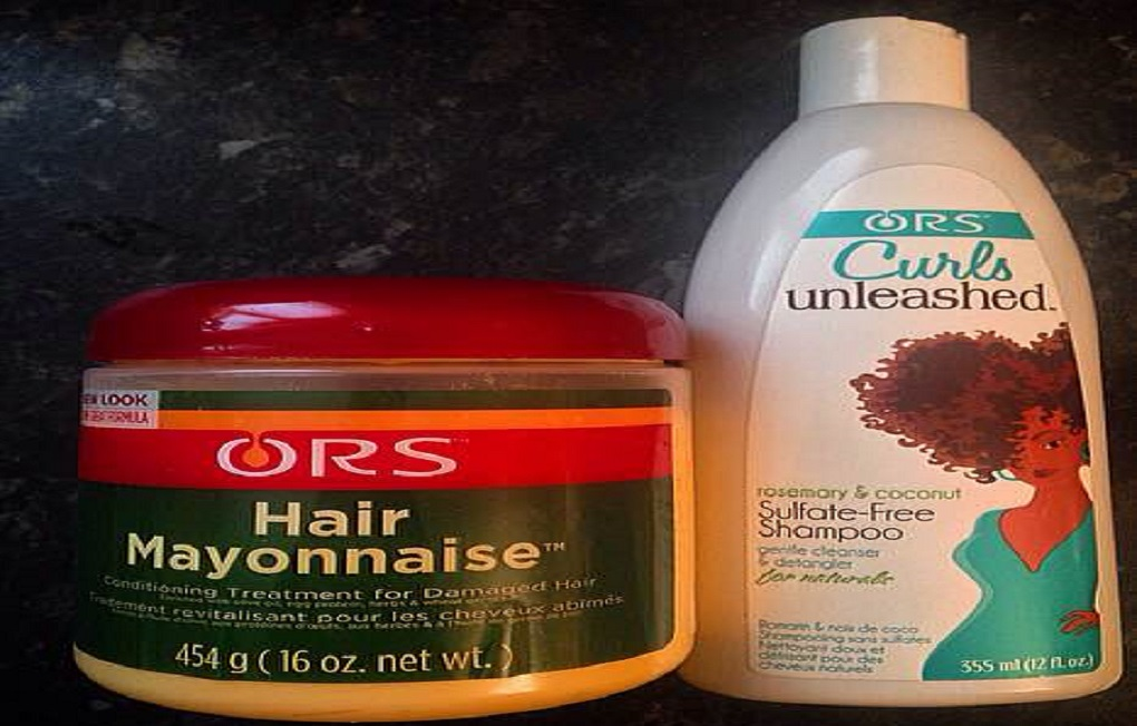 Ors Curls Unleashed Hair Mayonnaise Review