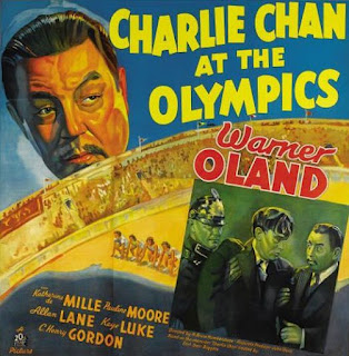 Image result for charlie chan at the olympics