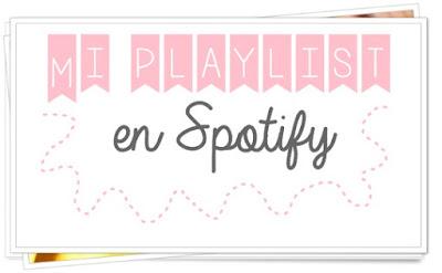 Mi lista en Spotify