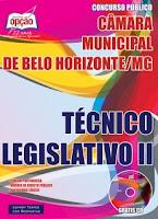 Apostila Câmara de Belo Horizonte 2017
