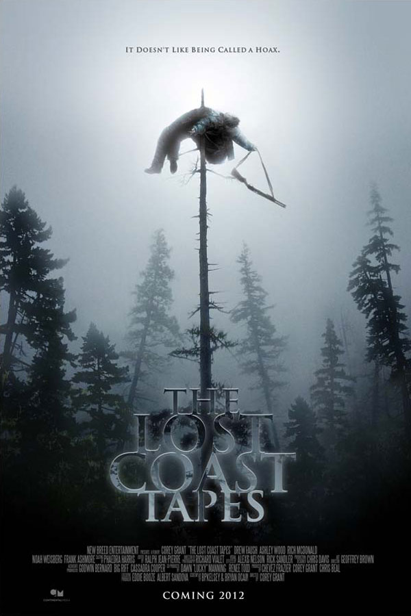 Sequel Confirmed For Bigfoot The Lost Coast Tapes