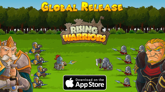 Rising Warriors Free Download Apk