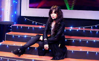 Tisma Bangladeshi Pop Singer In TV