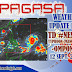"""PAGASA Weather Update for Tropical Depression """"Neneng"""" & Typhoon {Mangkhut} as of 4:00 AM 12 September 2018."""
