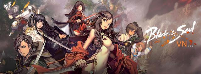 hướng dẫn cài game Blade & Soul