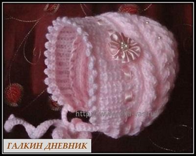 shapochka dlya devochki (2)