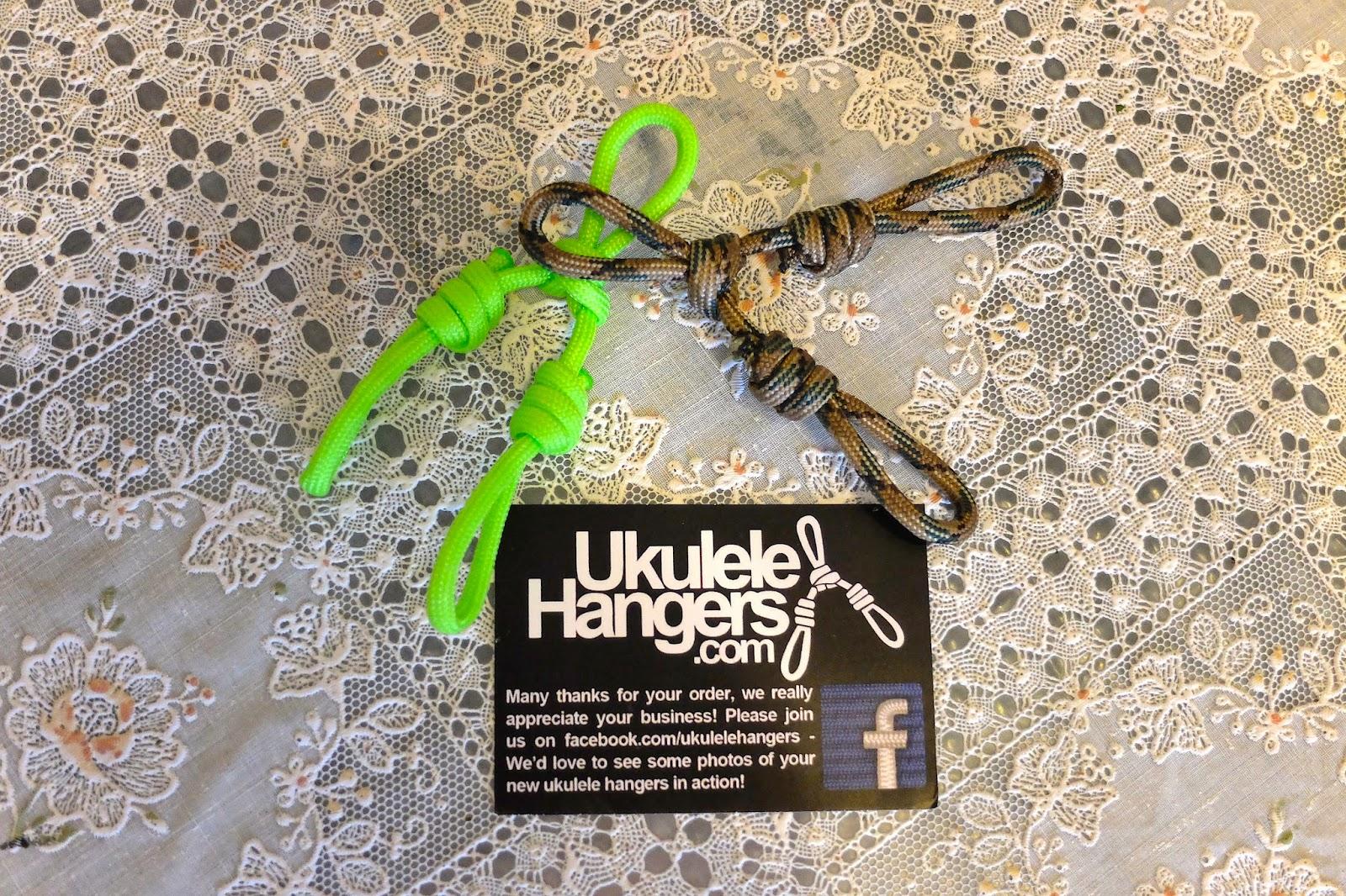 ukulele hangers
