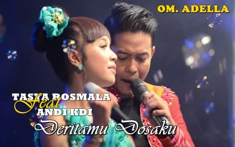 Download mp3 Tasya Rosmala ft Andi KDI - Deritamu Dosaku