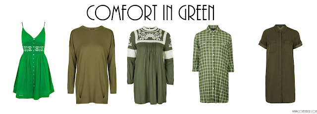 Topshop wishlist, the dresses edit, comfort in green | Love, Maisie