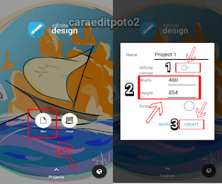 Cara Mengatasi Bug Infinite Design Android