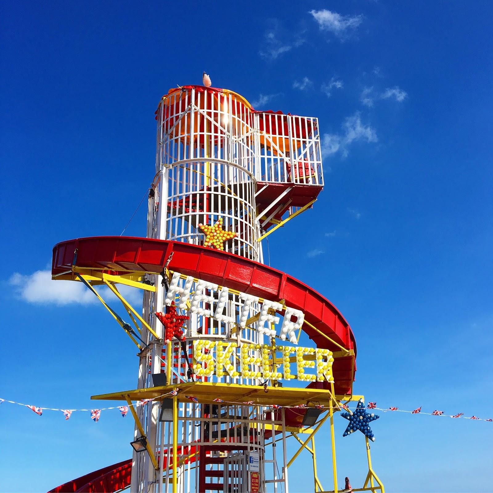 Helter Skelter slide