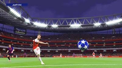 PES 2017 UEFA Champions League Mod 2019