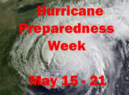#HurricanePrep Mini-Series