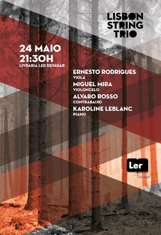 Lisbon String Trio & Karoline Leblanc