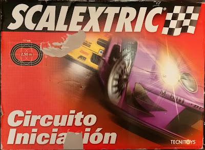 Circuitos: Scalextric Circuito Iniciación Tecnitoys