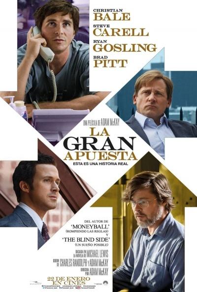 Pelicula La Gran Apuesta (2015) Full HD 720p Latino - Ingles Online imagen
