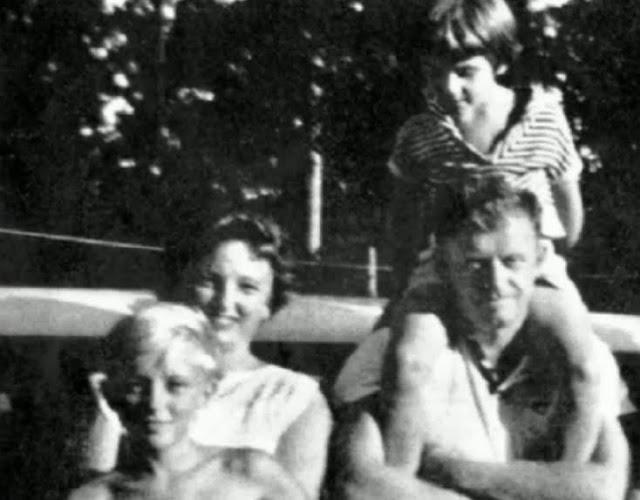 Família de Terry Jo.