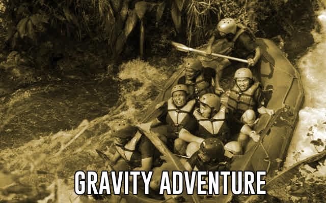 rafting palayangan pangalengan gravity adventure