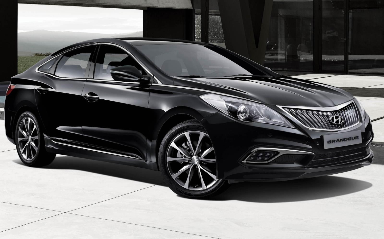 Novo Hyundai Azera 2015 Fotos E Especifica 231 245 Es Oficiais
