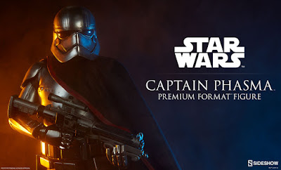 Preview de Captain Phasma Premium Format Figure de Star Wars The Force Awakens - Sideshow Collectibles